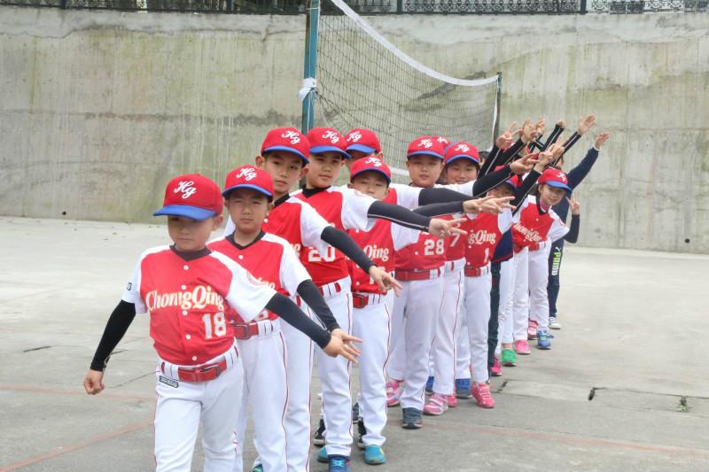 全国软式棒垒球冬令营重庆站
