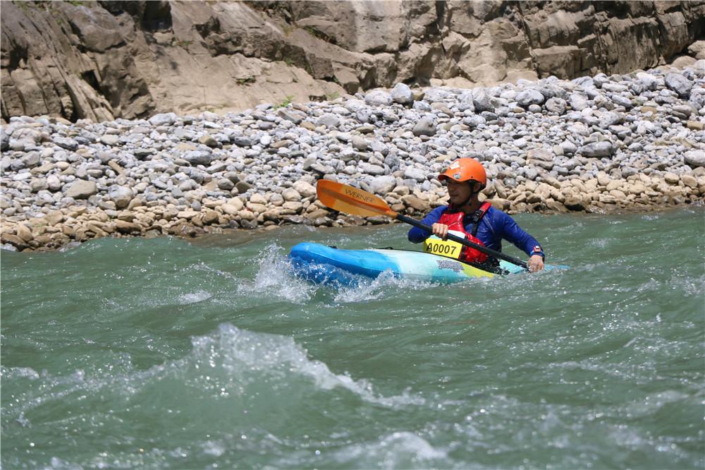 2018中国重庆·巫溪大宁河第三届国际漂流大赛