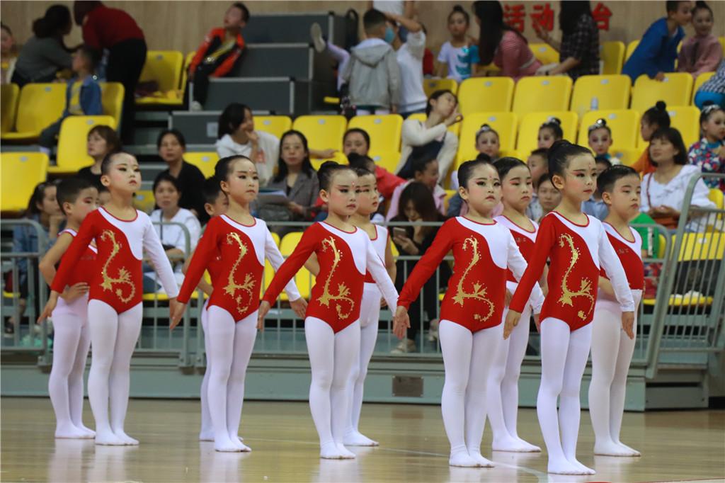 2019年重庆市少年儿童阳光体育幼儿体操比赛暨重庆市第二届幼儿体操比赛