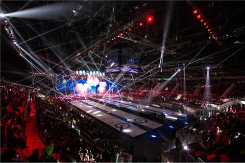 2018中国冰壶公开赛重庆开幕