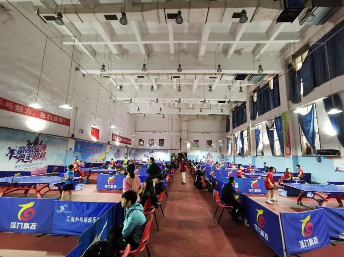 精彩纷呈!重庆市乒协第五届少年儿童乒乓球大赛完满落幕